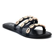 Matisse Resort Leather Slide Sandal