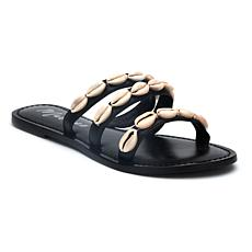 Matisse Resort Leather Slide Sandal