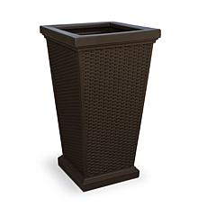 Mayne Mailposts Wellington Tall Planter - 28""