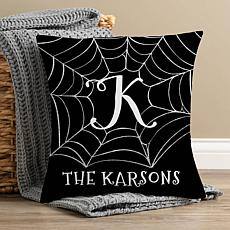 MBM Family Web Personalized Throw Pillow