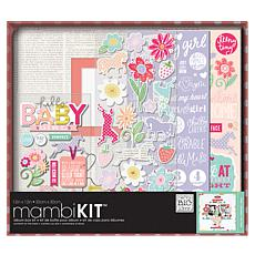 Me and My Big Ideas Boxed Album Kit 12 x 12 - Sweet Baby Girl