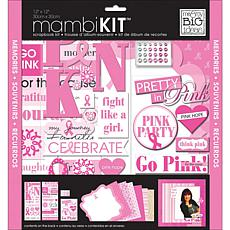 Me and My Big Ideas Page Kit - Pretty in Pink