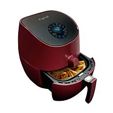 MegaChef 3.5 Quart Airfryer & Multicooker w/7 Pre-programmed Settings