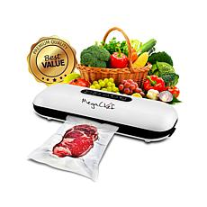MegaChef Home Vacuum Sealer and Food Preserver with Extra Bags Incl...