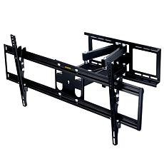 MegaMounts Full Motion Articulated Tilt and Swivel Television Wall ...