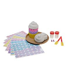 Melissa & Doug Decoupage Cupcakes Craft Kit