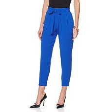 Melissa McCarthy Seven7 Tie-Front Pant - Missy