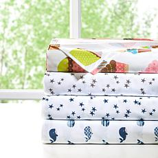 Mi Zone Printed Sheet Set - Multi - Full