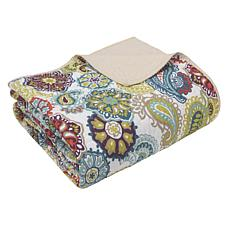 "Mi Zone Tamil Quilted Throw - Multi/60"" x 70"""