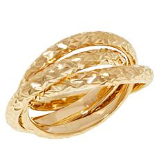 Michael Anthony Jewelry® 10K Interlocking Band Rings