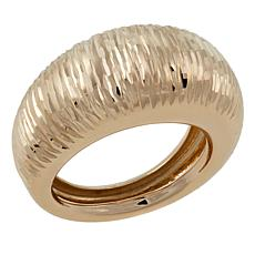 Michael Anthony Jewelry® 14K Ridged Dome Ring