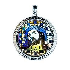 Michael Anthony Jewelry® Large Christ Head Pendant
