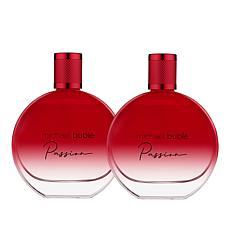 Michael Buble 2-pack Passion Eau de Parfum Set
