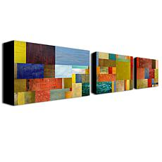 """Michelle Calkins """"Pieces Project IV"""" Giclée-Print Set"""