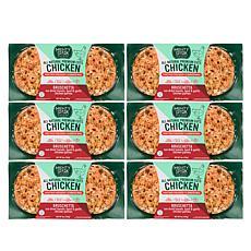 Mighty Spark All Natural Chicken Patties-Bruschetta - 12-ct Auto-Ship®