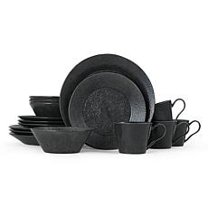 Mikasa Julian Grey 16-Piece Dinnerware Set