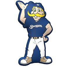 Milwaukee Brewers Plushlete Mascot Pillow