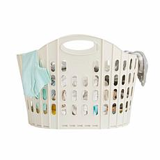 Mind Reader 38L Collapsible Laundry Folding Basket