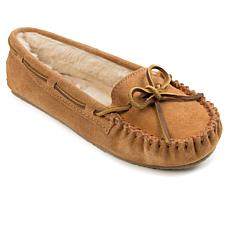 Minnetonka Cally Suede Slipper