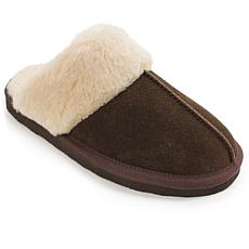 Minnetonka Chesney Suede Mule Slipper