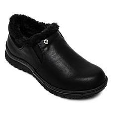Minnetonka Erie Slip-On Booties