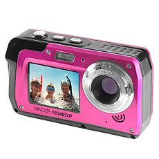 Minolta 48MP 2.7K HD Waterproof Digital Camera