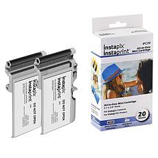 MINOLTA Instapix Cartridge - 20 Prints