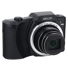 Minolta MN22Z 20MP 1080p Digital Camera with 22x Zoom and Wi-Fi