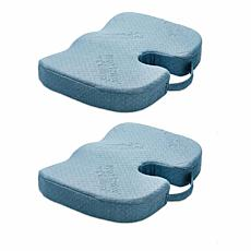 Miracle Bamboo® 2-pack Deluxe Seat Cushion