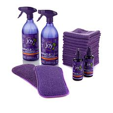 MiracleClean™ Fast & Powerful 20-piece Disinfect & Clean Super Set
