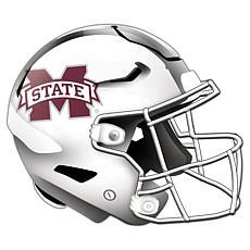 Mississippi State University Helmet Cutout