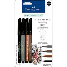 Mix and Match Pitt Artist Pens