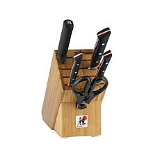 Miyabi 600s Red 6pc Knife Block Set