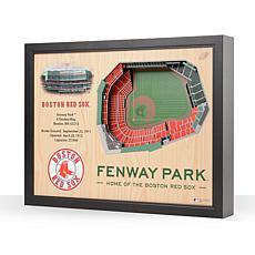 MLB Boston Red Sox StadiumViews 3-D Wall Art - Fenway Park