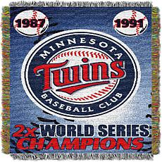 MLB Commemorative Series - Twins