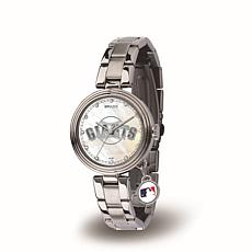 MLB Crystal Charm Watch - San Francisco Giants