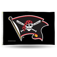 MLB Raider The Jolly Roger Banner Flag - Pirates