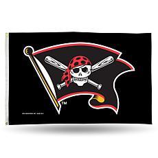 MLB Raider The Jolly Roger Banner Flag - Pirates