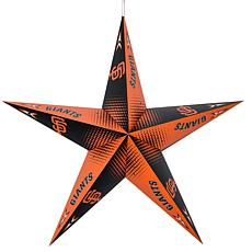MLB San Francisco Giants Star Lantern