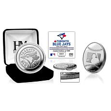 MLB Toronto Blue Jays Silver-Plated Coin