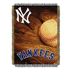 MLB Vintage Throw - Yankees