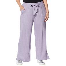 ModernSoul® Slub Knit Relaxed Pant