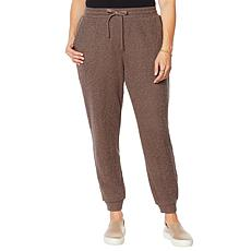 ModernSoul® Textured Terry Drawstring Jogger Pant