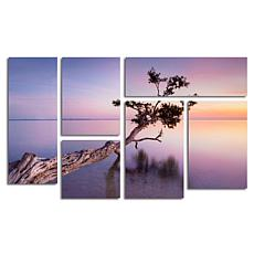 Moises Levy 'Water Tree XV' Multi-Panel Art Collection