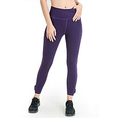 Mono B Bow Accent Highwaist Full Leggings