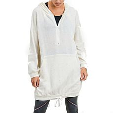 Mono B Speckled Hoodie - One Size