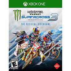 Monster Energy Supercross 3: The Official Videogame - Xbox One