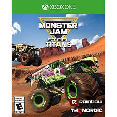 Monster Jam: Steel Titans for Xbox One