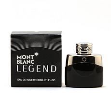 Mont Blanc Legend for Men Eau De Toilette Spray 1 oz.