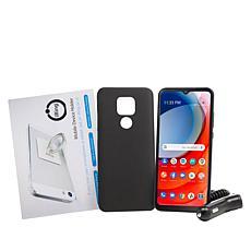 "Motorola Moto G Play 6.5"" HD+ Tracfone with 1500 Min/Text/Data"